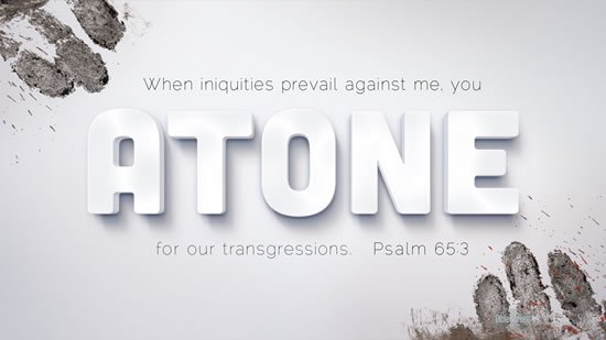 Psalm 65. 3