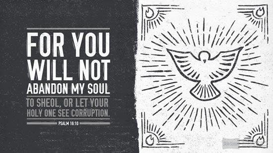 Psalm 16. 10