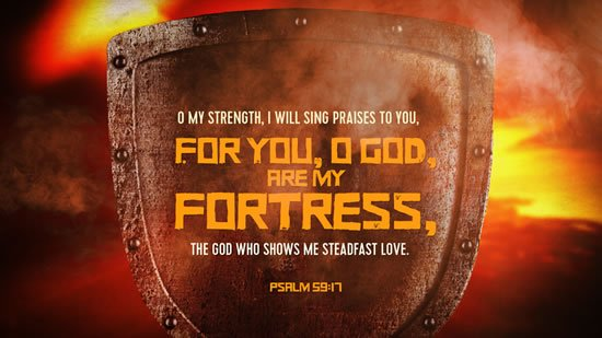 Psalm 59. 17