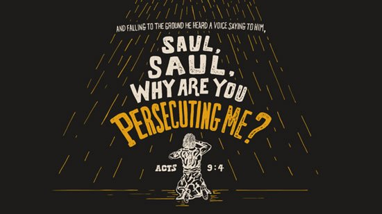 Acts 9. 4