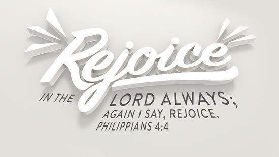 Philippians 4. 4