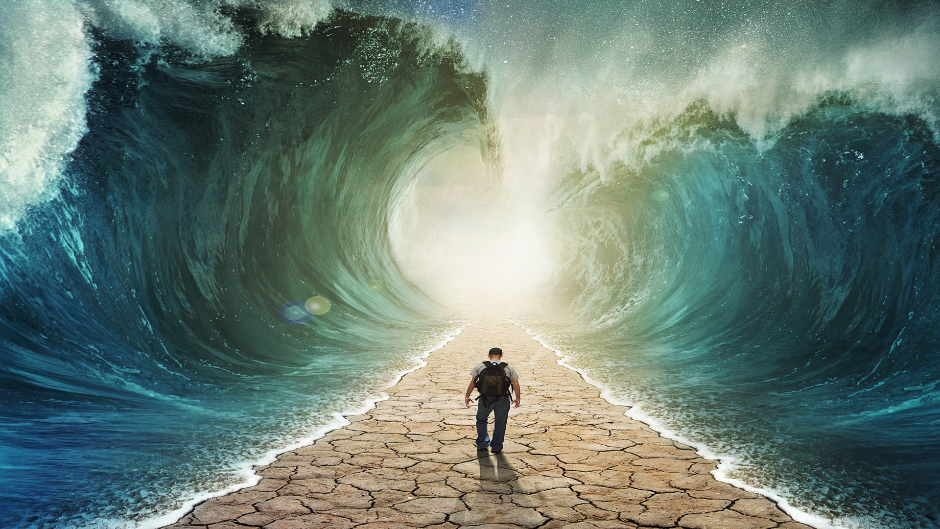 God Has Overcome The Barrier! | BrothersOfTheBook.com